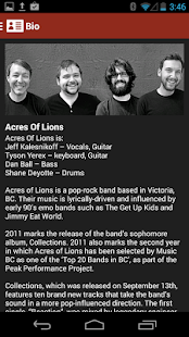Acres Of Lions- screenshot thumbnail