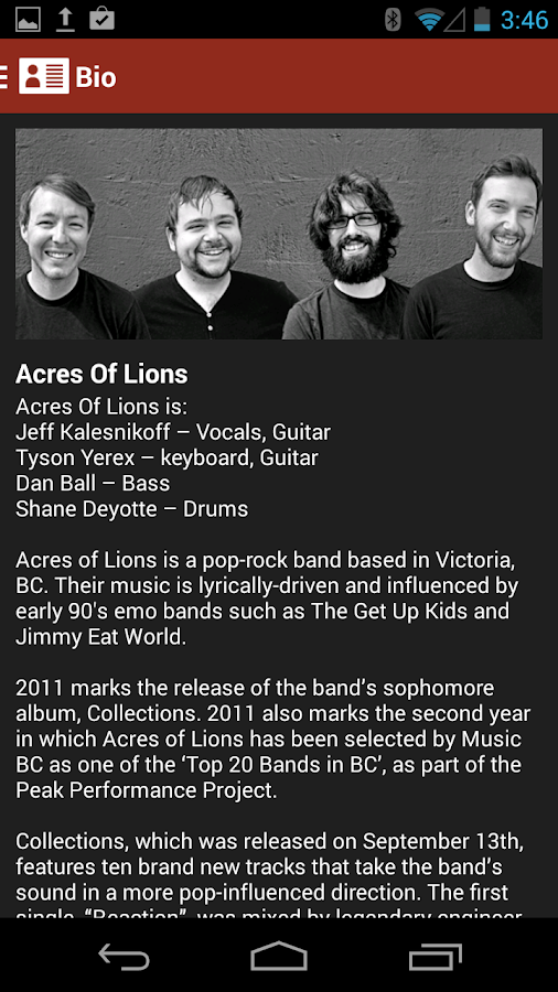 Acres Of Lions- screenshot