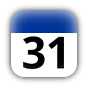 Day&Date Calendar Widget