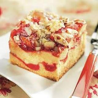 Cherry Nut Coffee Cake