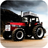 Farm Tractor Wallpaper