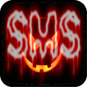 Scary SMS Ringtones icon