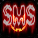 toques de assustador icon
