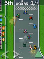 Screenshot of GP Retro