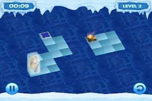 Screenshot of Ice Cube Caveman™ Lite