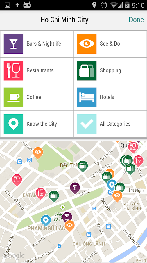 Ho Chi Minh City Guide - screenshot