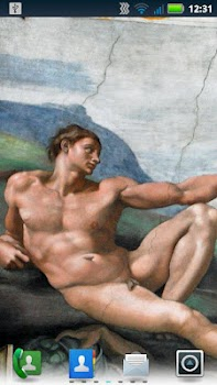 Sistine Chapel Live Wallpaper