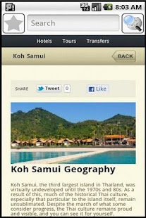 Koh Samui Travel Guide- screenshot thumbnail