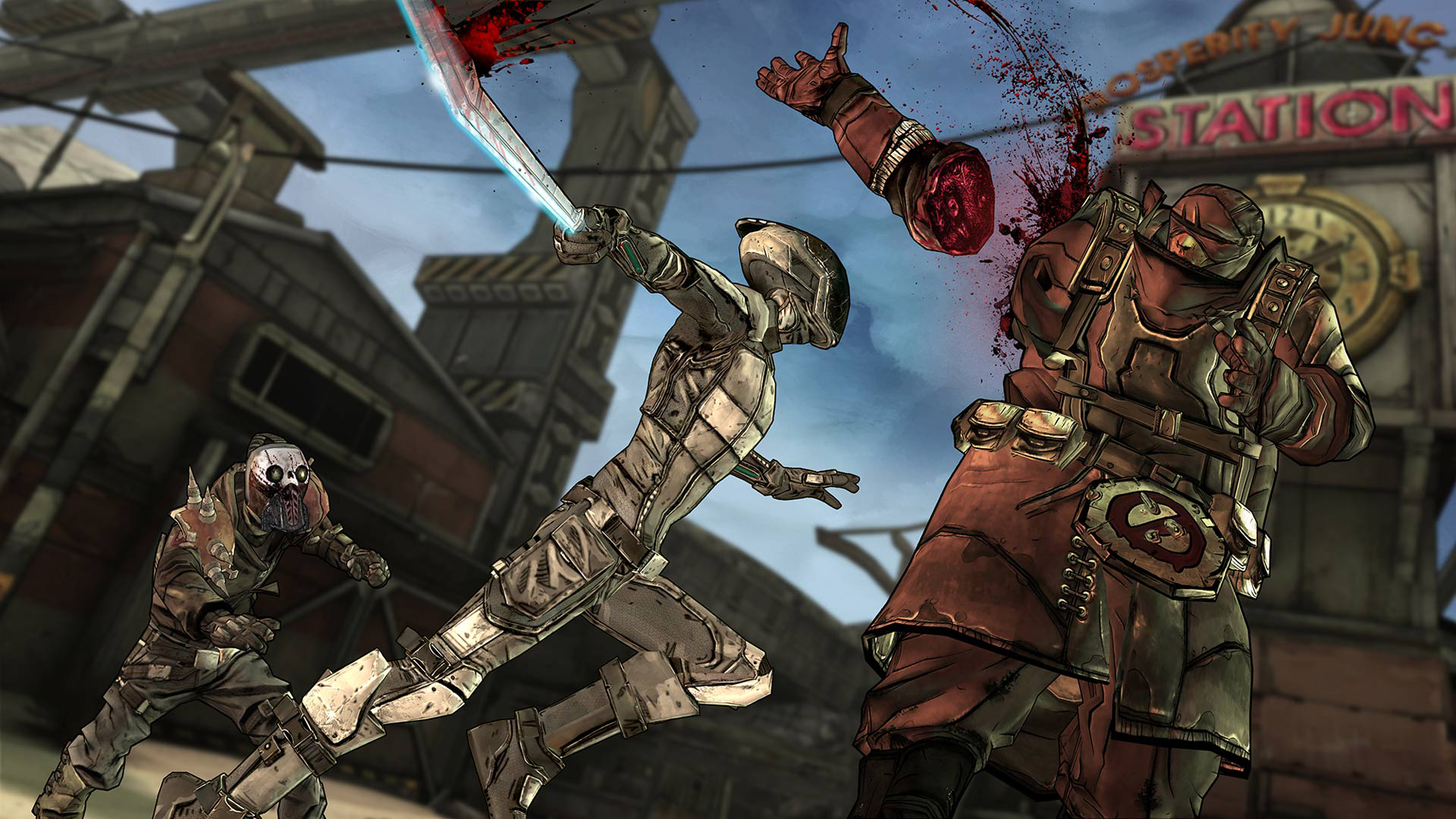 Tales from the Borderlands screenshot #3