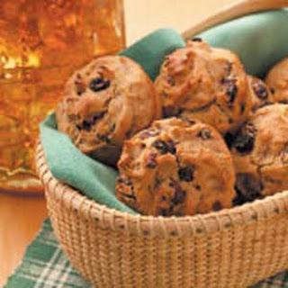 Raisin Rye Muffins Recipe