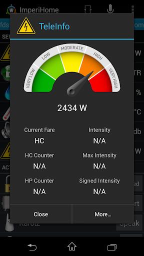 ImperiHome u2013 Smart Home & Smart City Management 4.0.5 screenshots 6