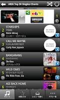 Screenshot of Aussie Hits!