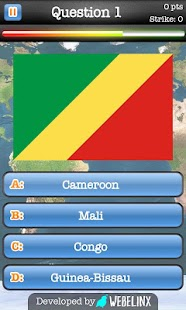 Geography Quiz Game- screenshot thumbnail