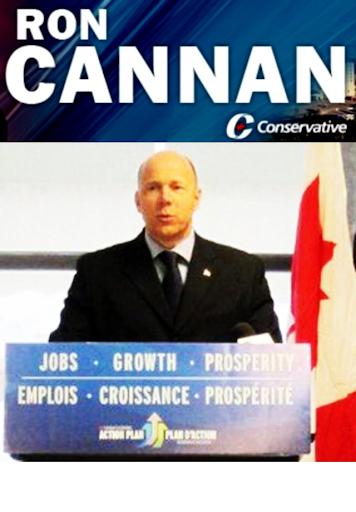 MP Ron Cannan