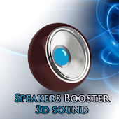 Speakers Booster HD+3D Sound