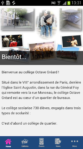 Collège Octave Gréard
