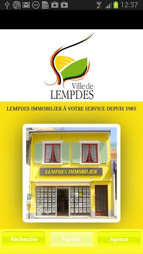 LEMPDES IMMOBILIER