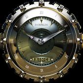 Prince designer Clock Widget