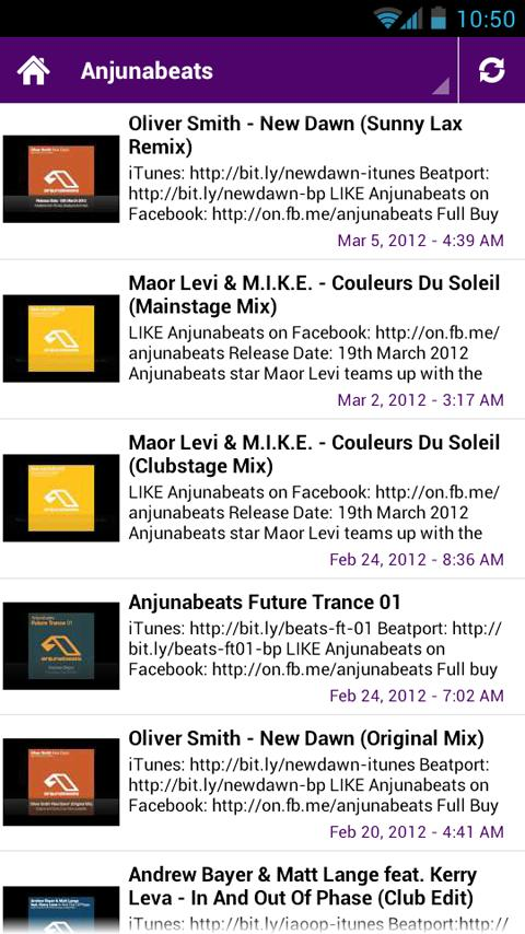 Trance on demand aplikacje na androida w google play for Google terance