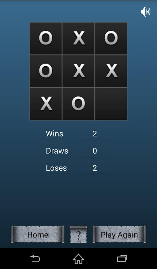 Tic Tac Toe, Naughts & Crosses - screenshot