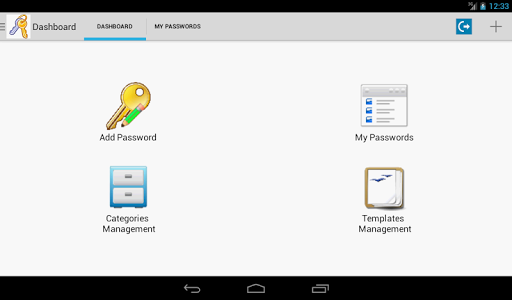 Password Vault screenshot 7