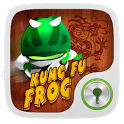 Kungfu Frog GO Locker Theme icon