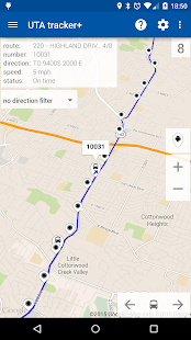 Transit Tracker - UTA- screenshot thumbnail