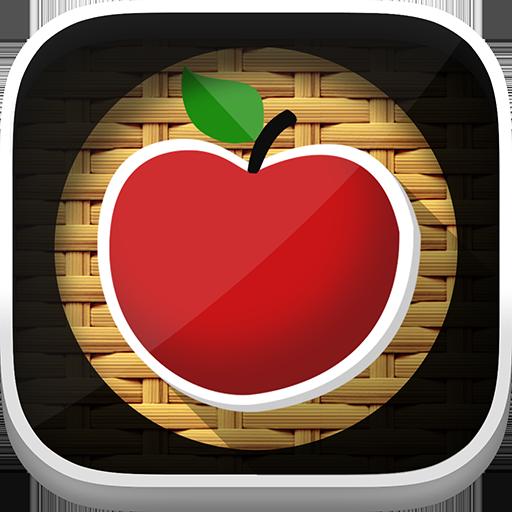 通過一個洞 - 水果 解謎 LOGO-玩APPs