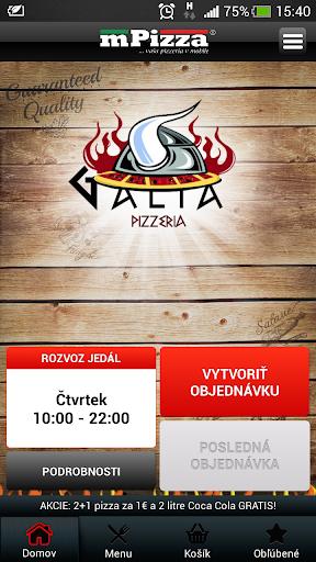 Pizzeria Galia Bratislava