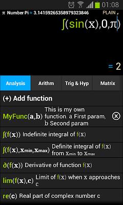Prime Calc - screenshot