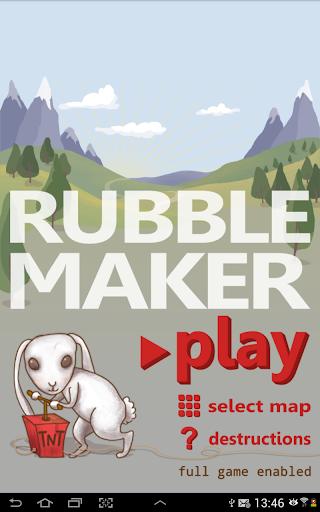 解謎必備APP下載|Rubble Maker 好玩app不花錢|綠色工廠好玩App