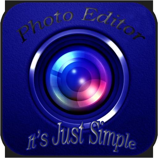 Simple Photo Editor LOGO-APP點子