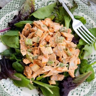 Spicy Chicken Salad.