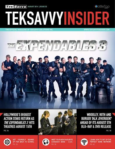 TekSavvy Insider Magazine