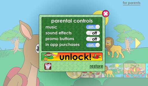 Kids Puzzle Animal Games for Kids, Toddlers Free  screenshots 21