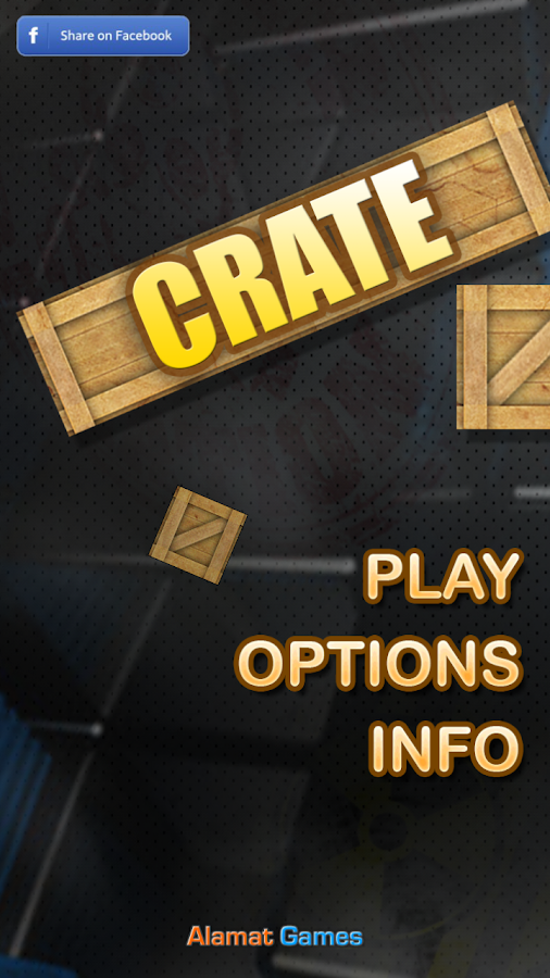 Crate - screenshot