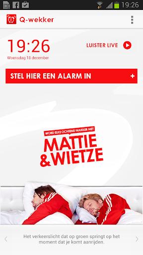 Mattie Wietze Q-wekker