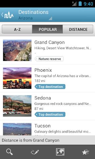 Arizona Guide by Triposo  screenshots 1