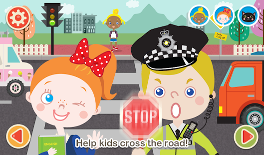 Kids Policeman Free - screenshot thumbnail