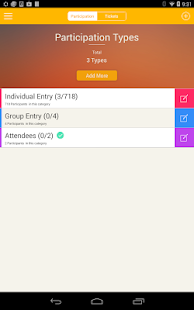 EasyTag - Event Check-In App- screenshot thumbnail
