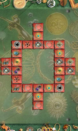 【免費解謎App】Gems Shop Mahjong Free-APP點子