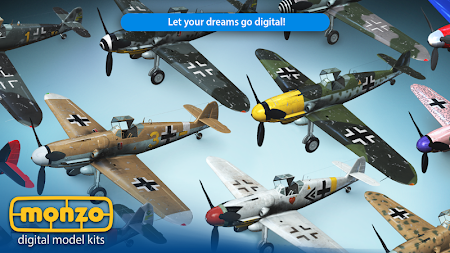 MONZO - Digital Model Builder APK screenshot thumbnail 3