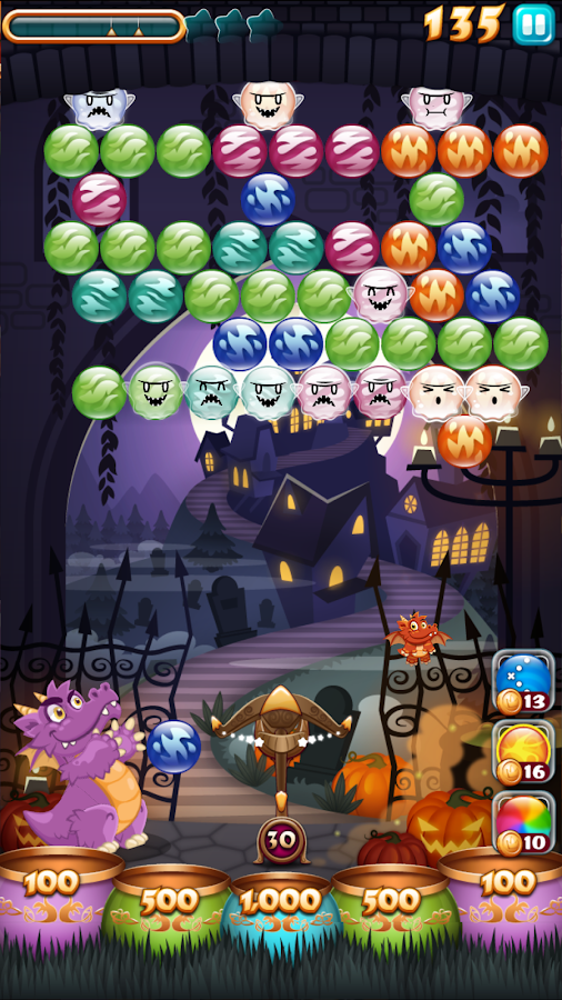 Bubble Blaze - screenshot