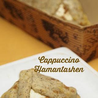 Cappuccino Hamantashen.