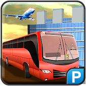 Airport Bus Parking  Simulator
