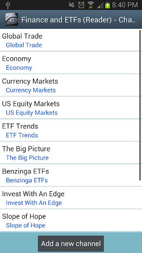 【免費新聞App】Finance & Market Analysis-APP點子