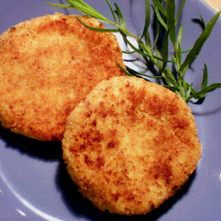 Potato (and Cauliflower) Cakes.