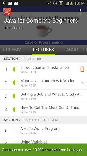 Learn Free Java Tutorials