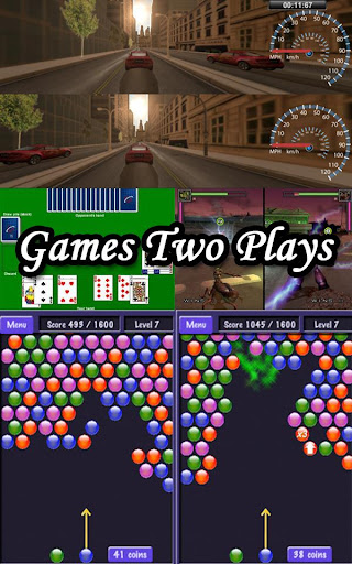 2 players games