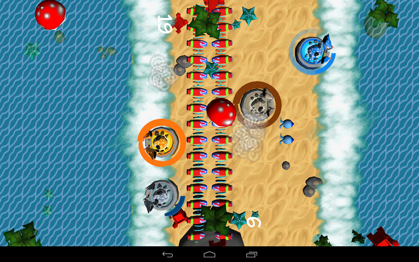 King of the Beach- screenshot